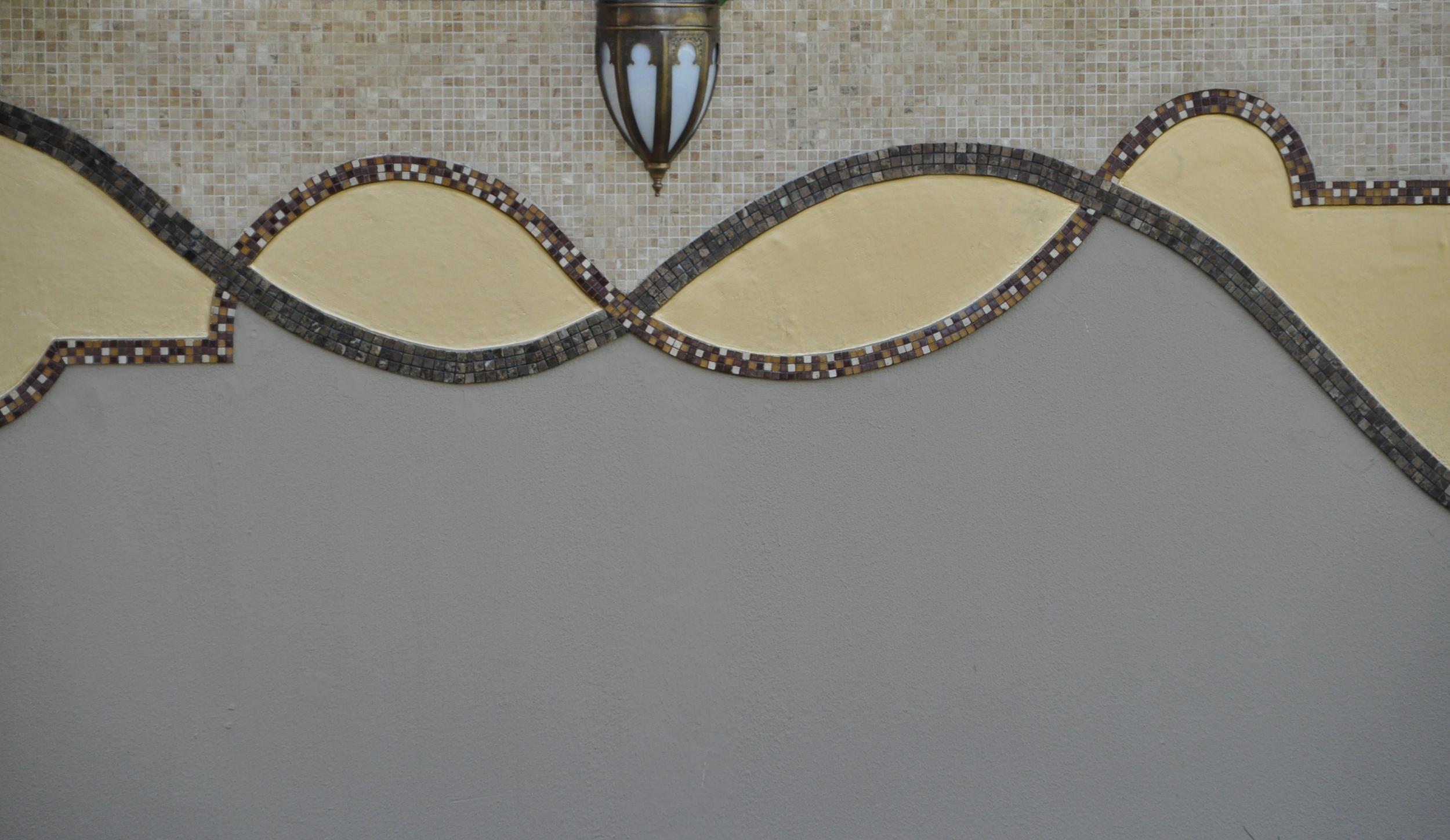 Garden Wall (Close up 2)