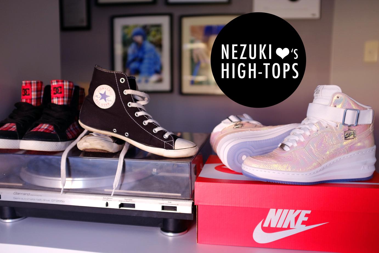 high tops, sneaker, sneakers, nike, converse, DC, chucks, chuck taylors, vinyl, sports luxe, active wear, casual, nike air, boyfriend style, tomboy