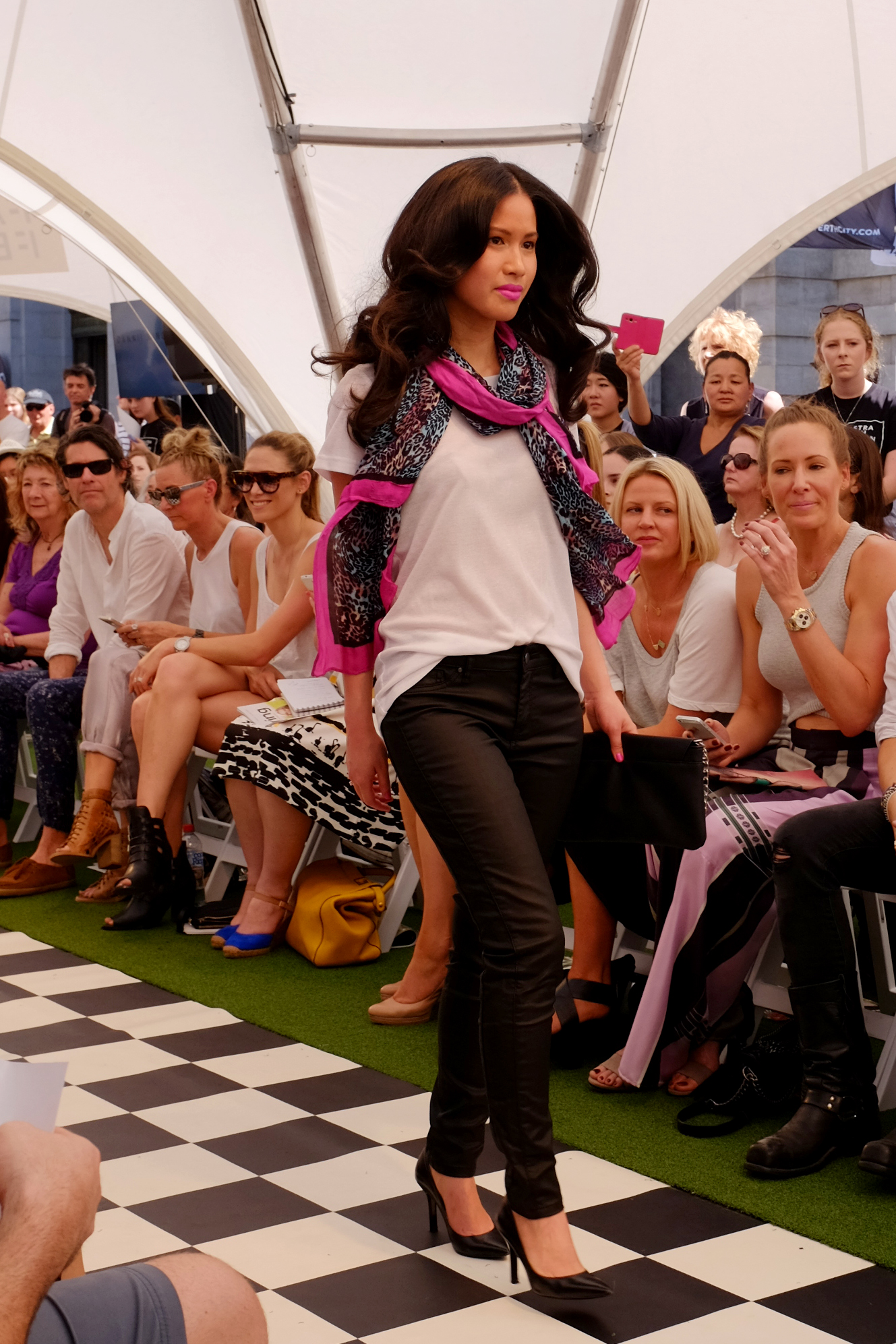 target, runway, TPFF, fashion, perth fashion, dannii minogue, Samantha Jade, singer, artist, models, sunglasses, style, cute, affordable, shopping, runway to rack, spring racing, nezuki, petite clothing, petite sizes, facinator