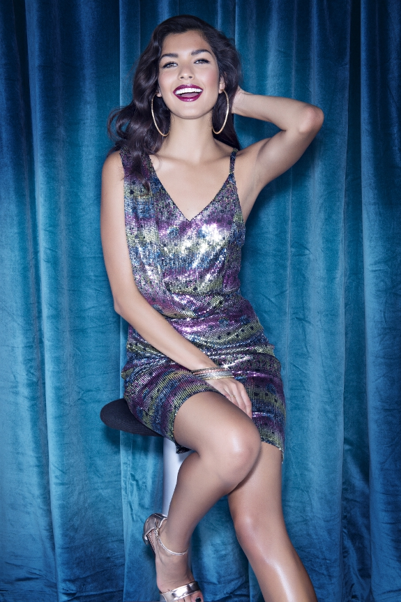 boohoo. boohoo clothing, boohoo online, christmas fashion, party season, party fashion, party outfit, new year outfit, bling, sequins, sparkle, xmas shopping, polka dot, jumpsuit, playsuit, fur coat, affordable fashion, online fashion, nezuki, matching set. white christmas, christmas dress, fashion, blogger, sydney blogger, style
