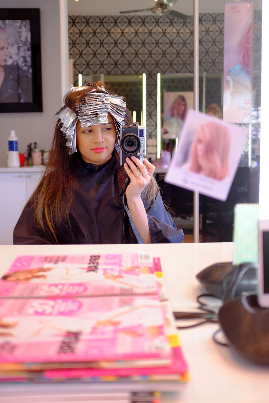 hair by rebecca louise, rebecca louise hair, hairstyle, hair inspo, instahair, ombre, rose gold hair, hair trend, corrimal east hair, sydney hair, sydney blogger, blogger, fashion blogger, style, beauty, stylish, sponsored, long hair, hair tips, makeup, sydney hairdresser, hairdresser