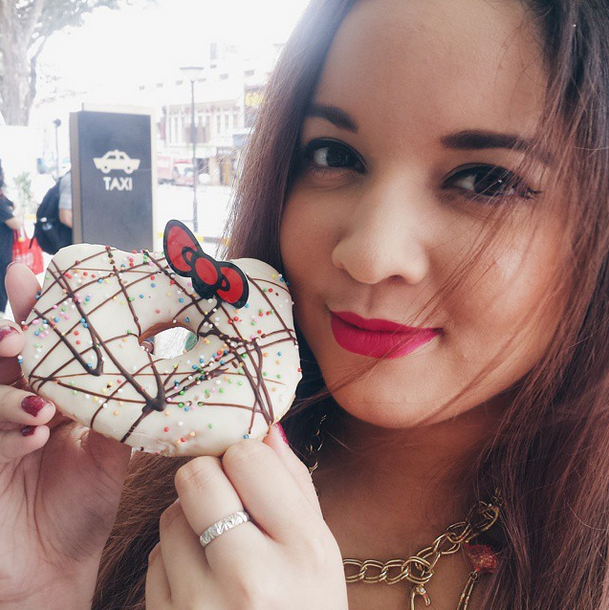 nezuki, singapore, fashion, style, makeup, selfie, instagram, fashion inspo, lipstick, eyes, smile, sydney, blogger, naked,  urban decay, lime crime, kat von d, kat von d makeup, jewellery, Vanessa Collars