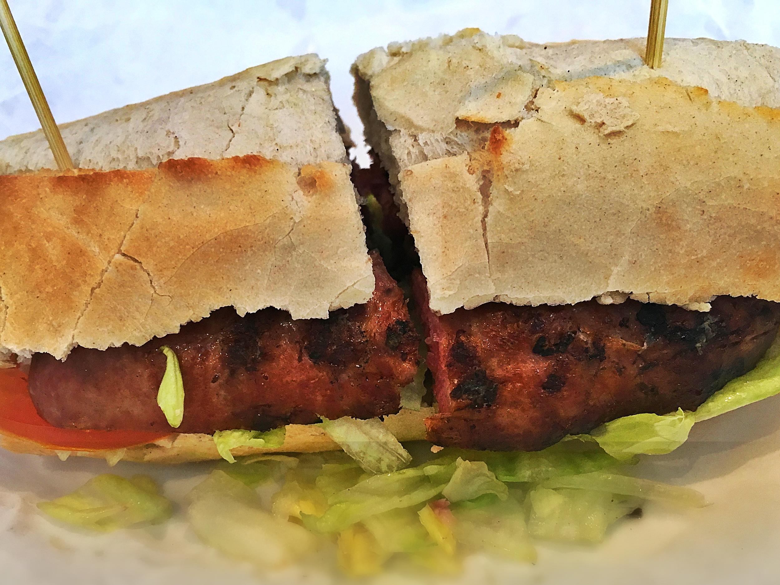 The Argentinian Sausage Choripan