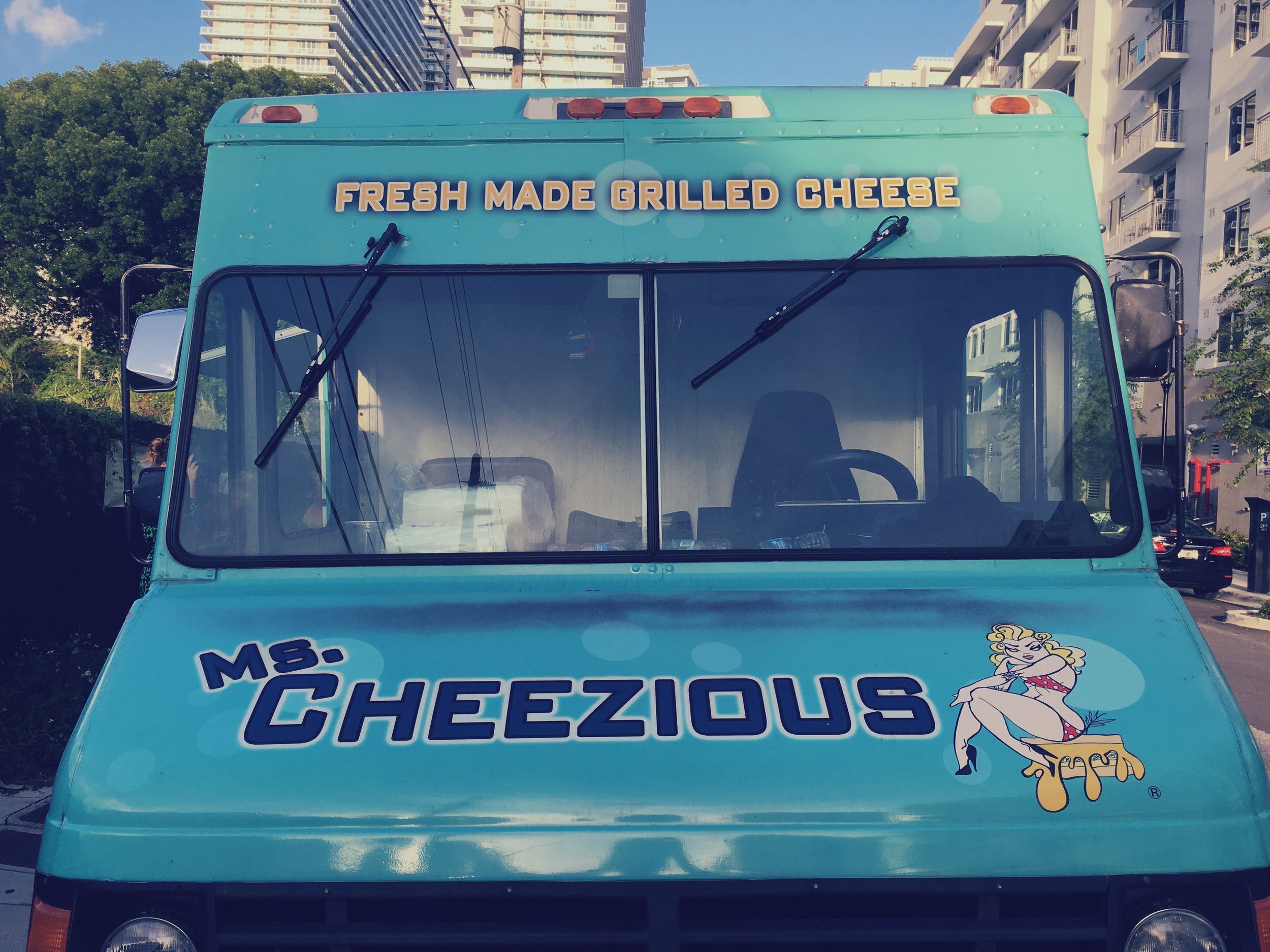 Ms Cheezious Food Truck