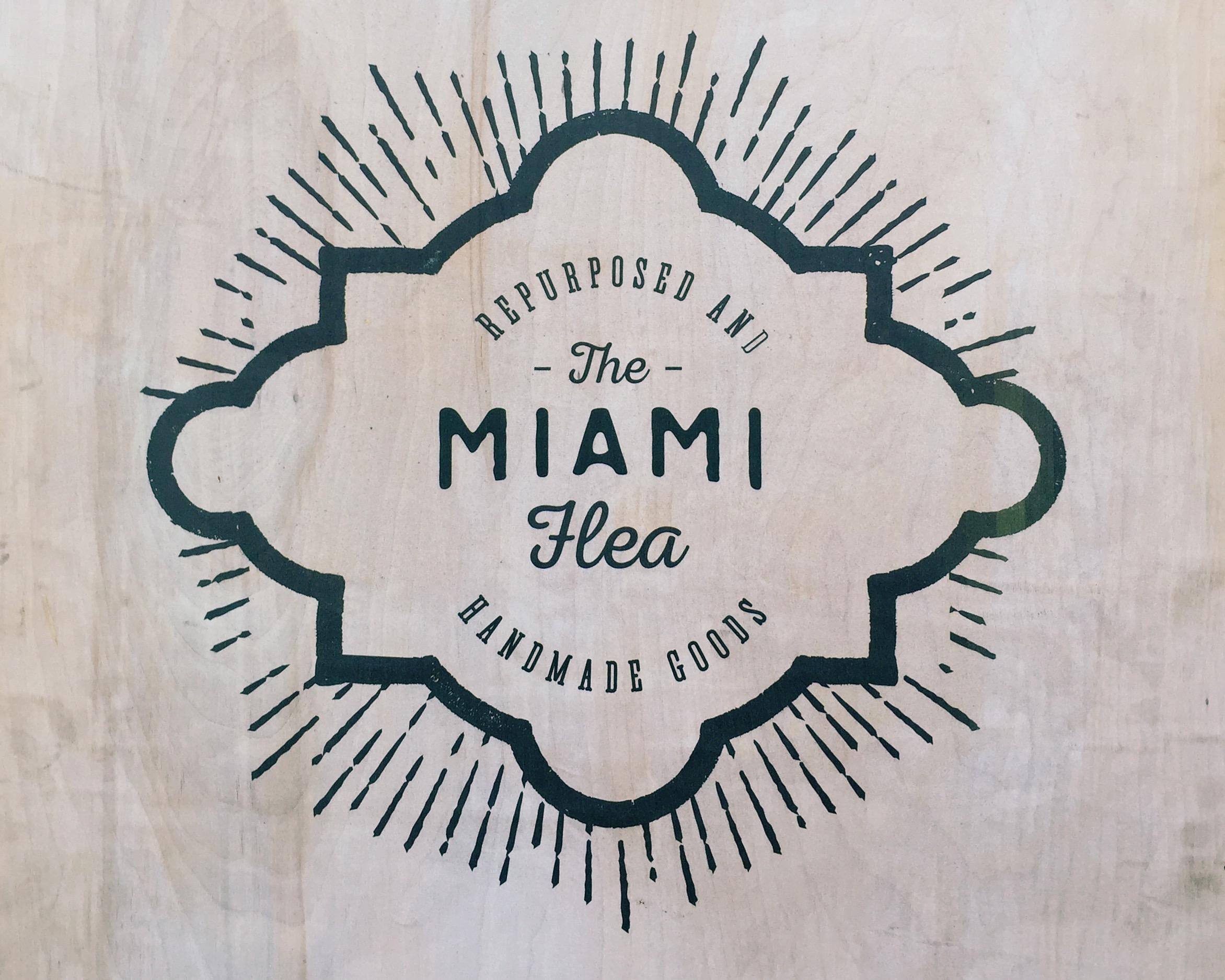 Miami Flea Logo