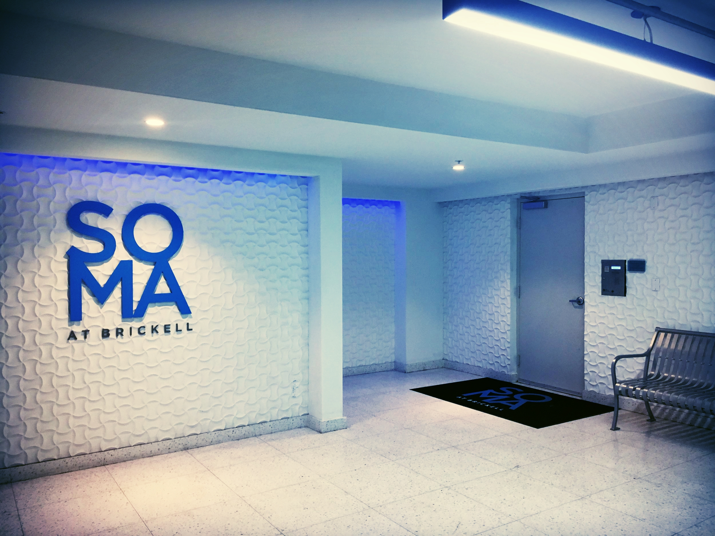 Soma at Brickell, Miami. Best apartment in Miami to live at!