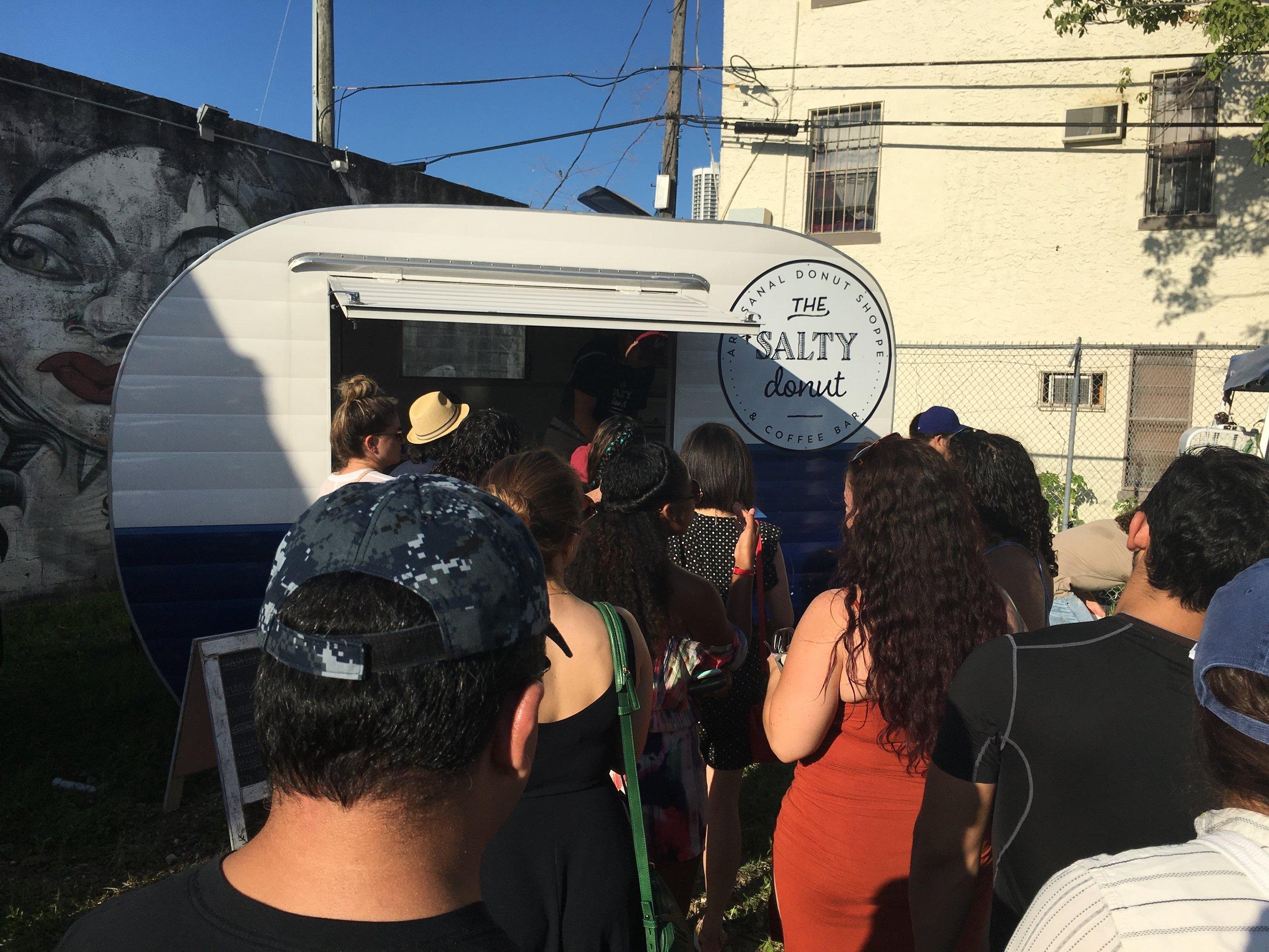 Food Trucks at Miami Flea