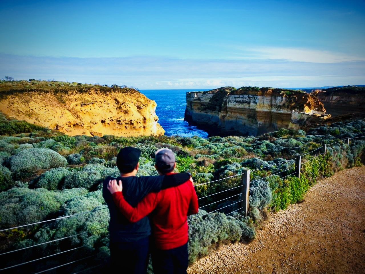 3rd day of our road trip finishes at The 12 Apostles.