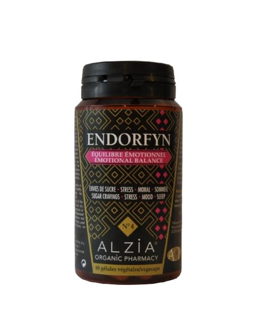 ENDORFYN  : produit à base de plantes qui agit sur l'augmentation de sérotonine