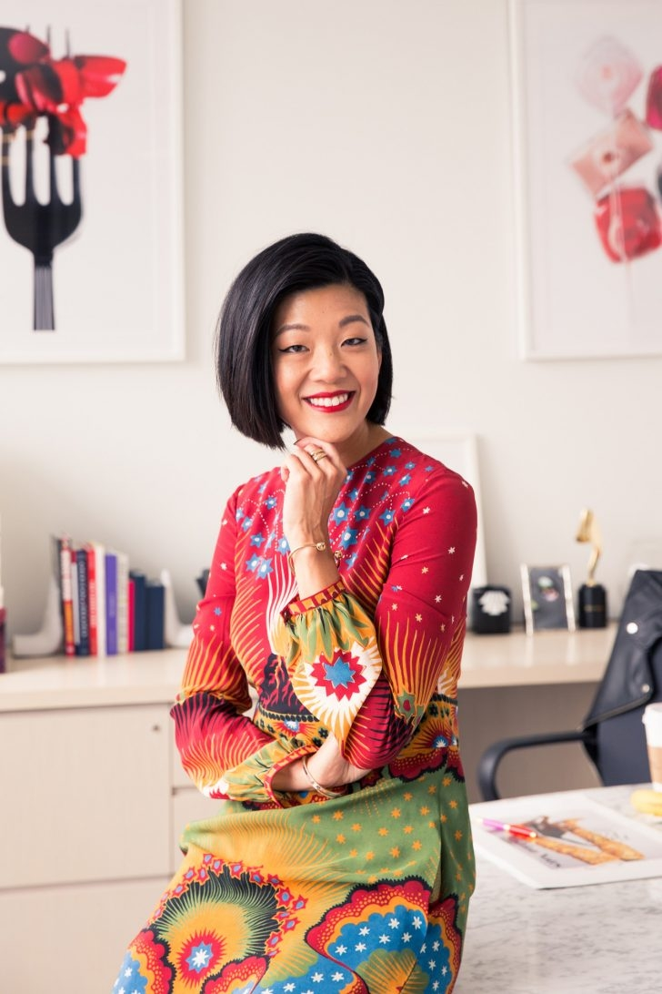 Allure's  Editor in Chief Michelle Lee on the Future of Magazines in  The Coveteur