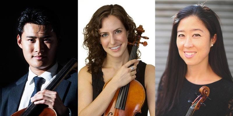 Jonah Kim, Tiffany Richardson, and Rebecca Jackson