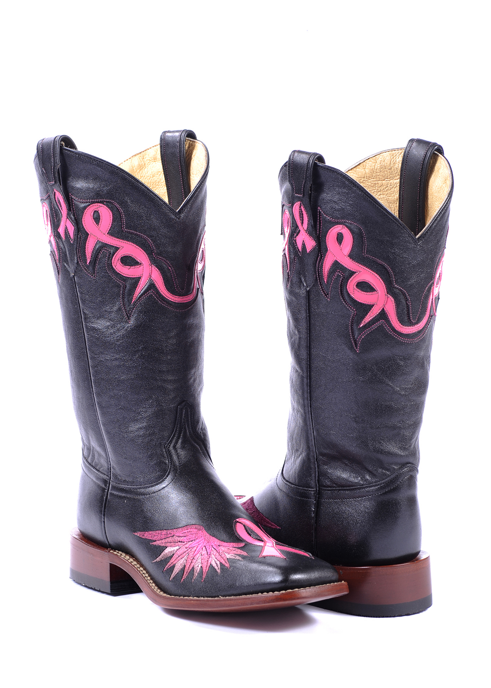 2012 Wings of Life Boot