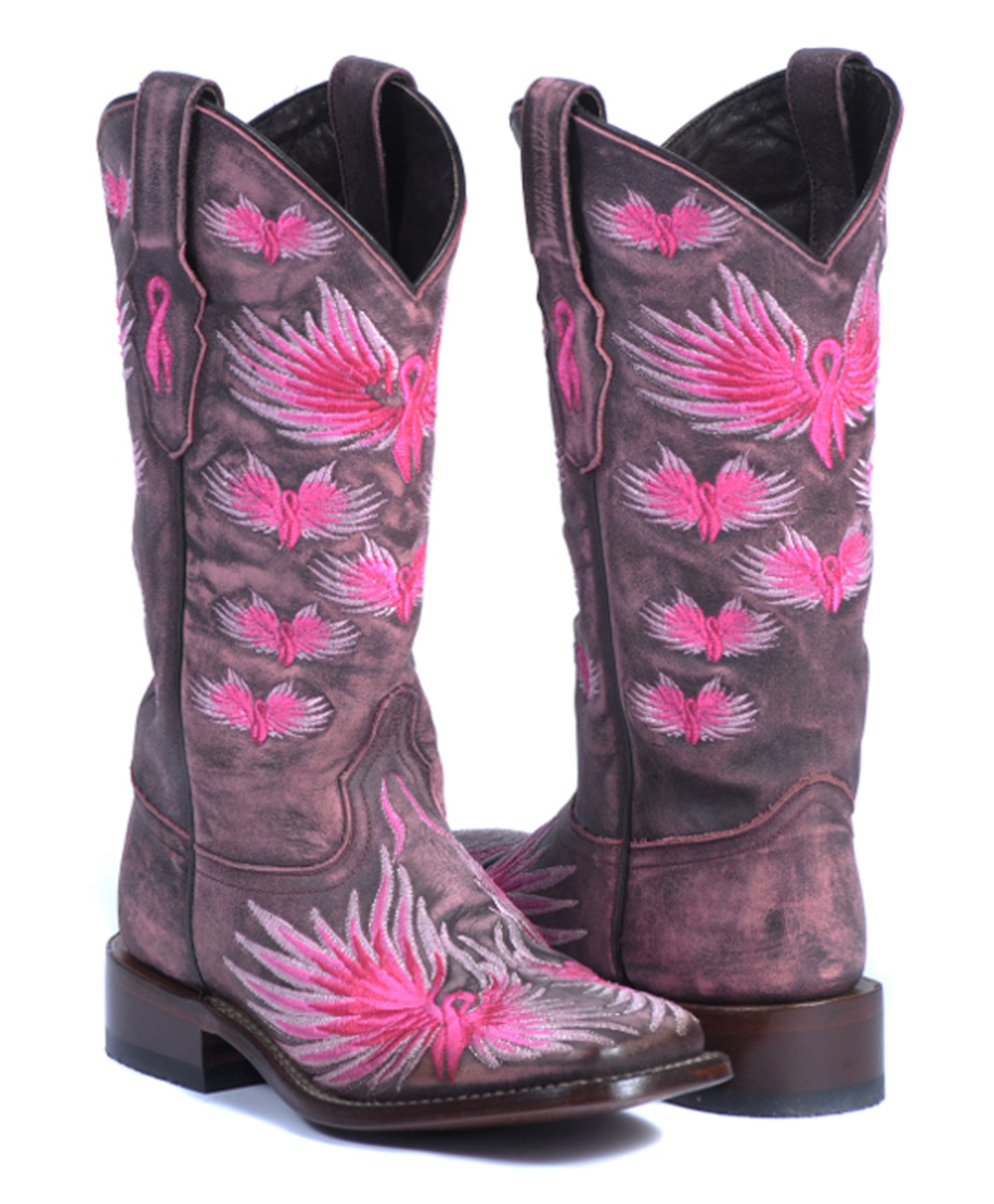 2014 Wings of Hope Boots