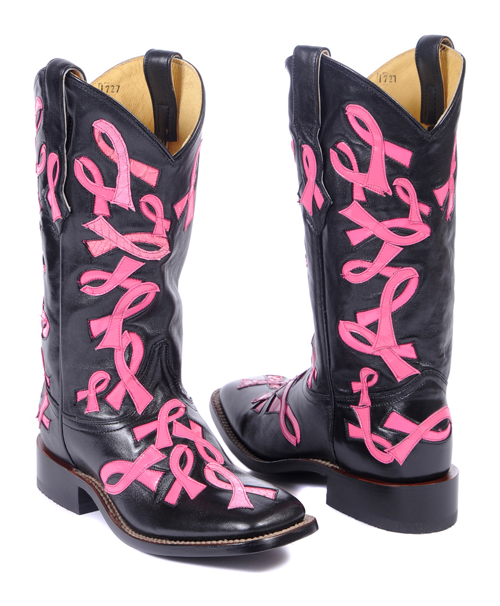 2010 Couture for the Cure Boot
