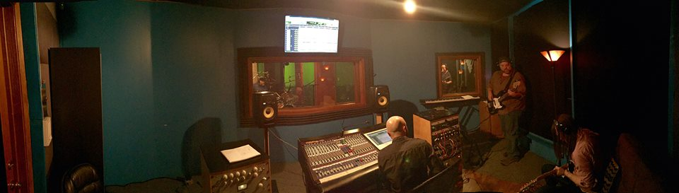 Lightning Boy Studios in North Collins NY.