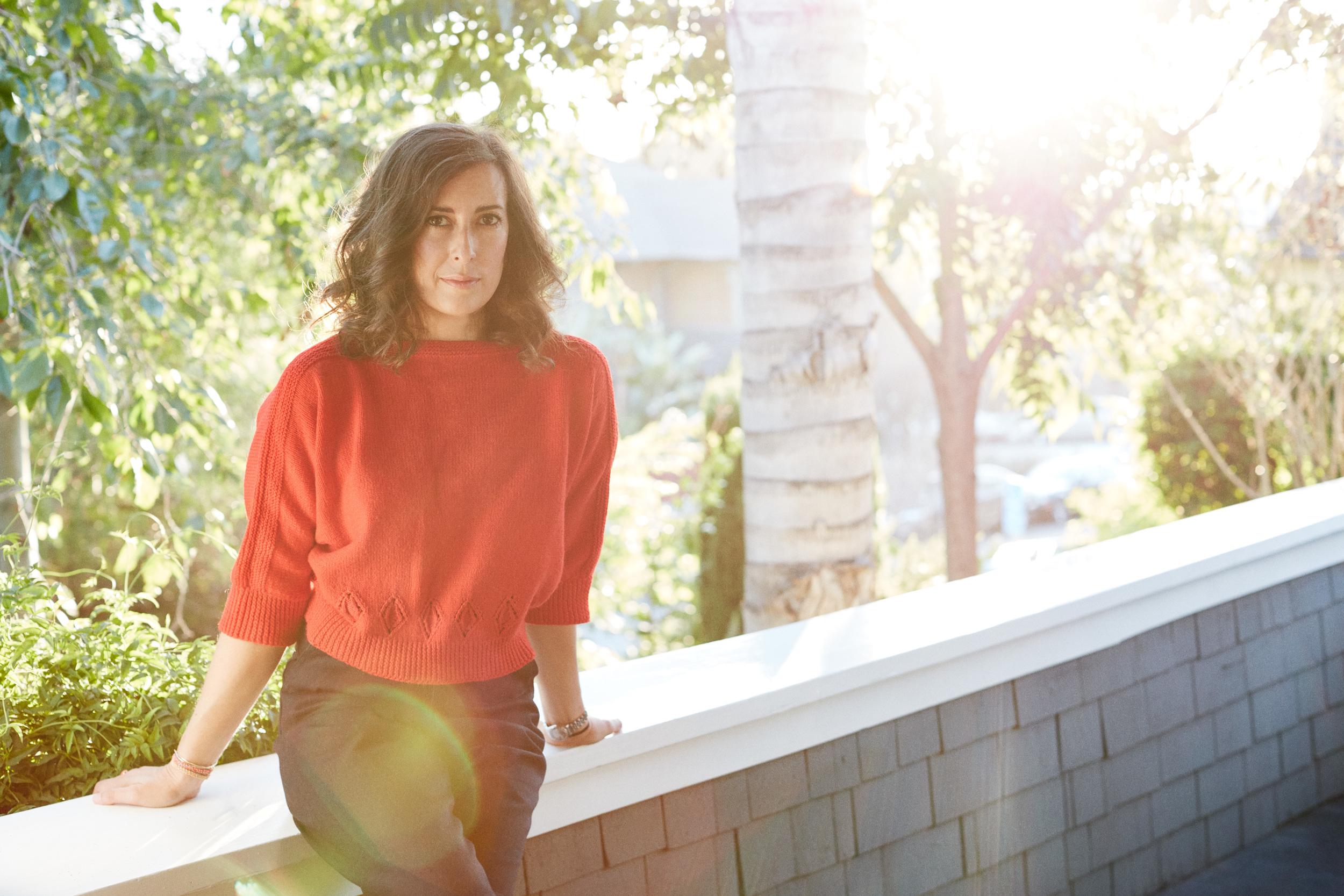 Clare Vivier, Yahoo Style Decor, Los Angeles, CA November 2015