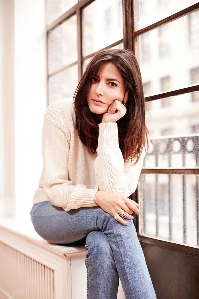 Alison Chemla, Jewelry Designer - Alison Lou , New York City, Dec 2015