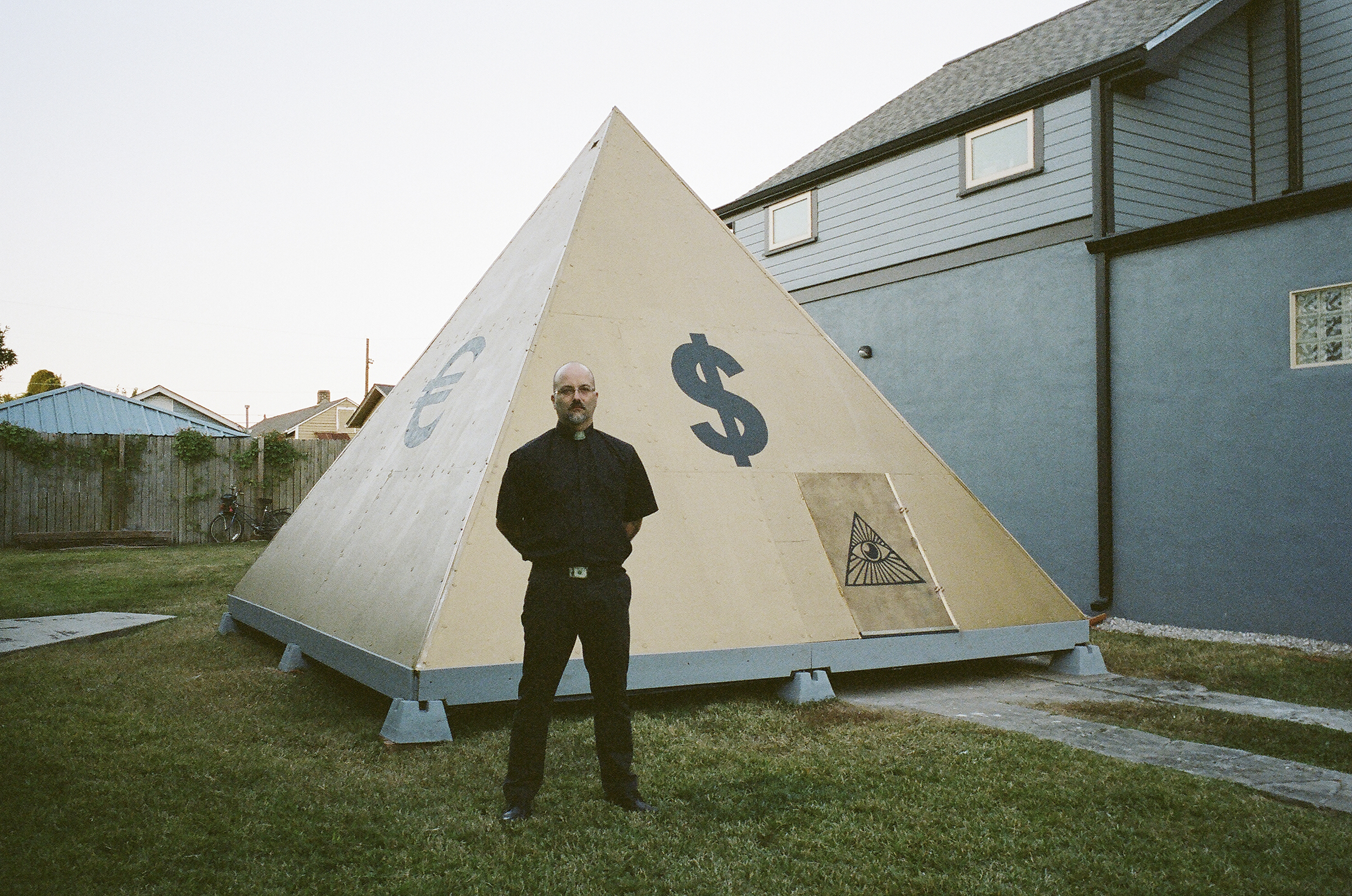 Dan Teague, Chapel of the Almighty Dollar, Prospect +3, New Orleans Oct 2015