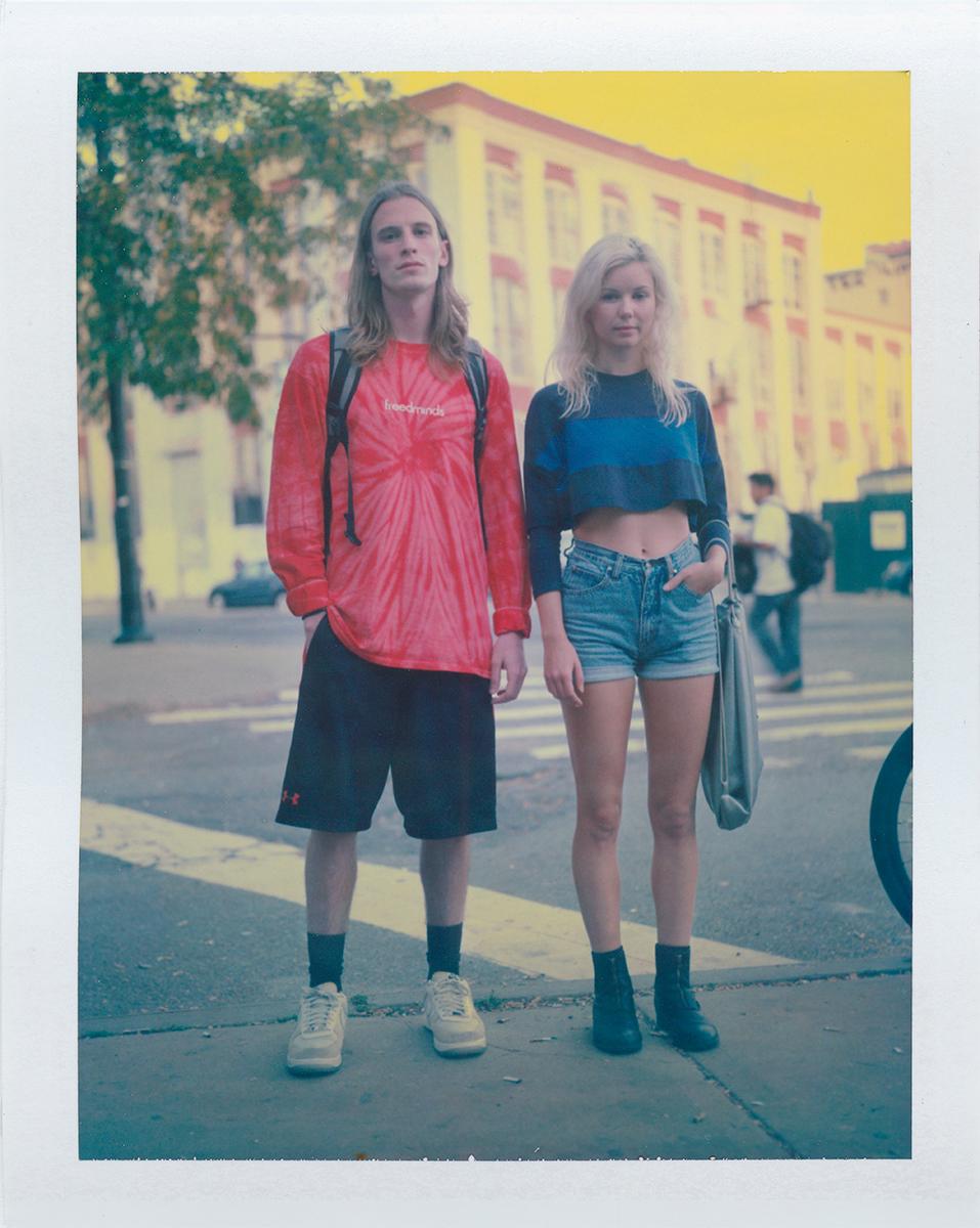 Clare Gillen and Ben Pramuk, PS1, NYC 2014