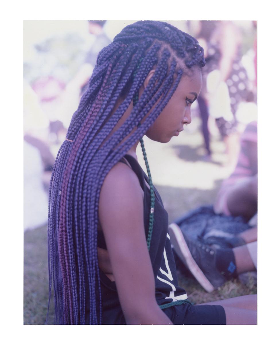 "Maia Johnson,AfroPunk Festival 2014, Brooklyn, Yahoo Style ""The Originals"""