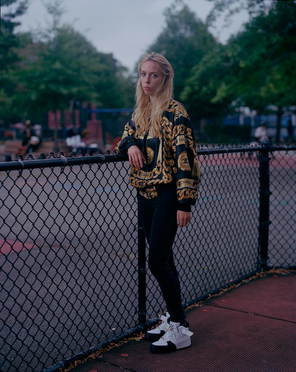 "Phoebe Pritchett,AfroPunk Festival 2014, Brooklyn, Yahoo Style ""The Originals"""