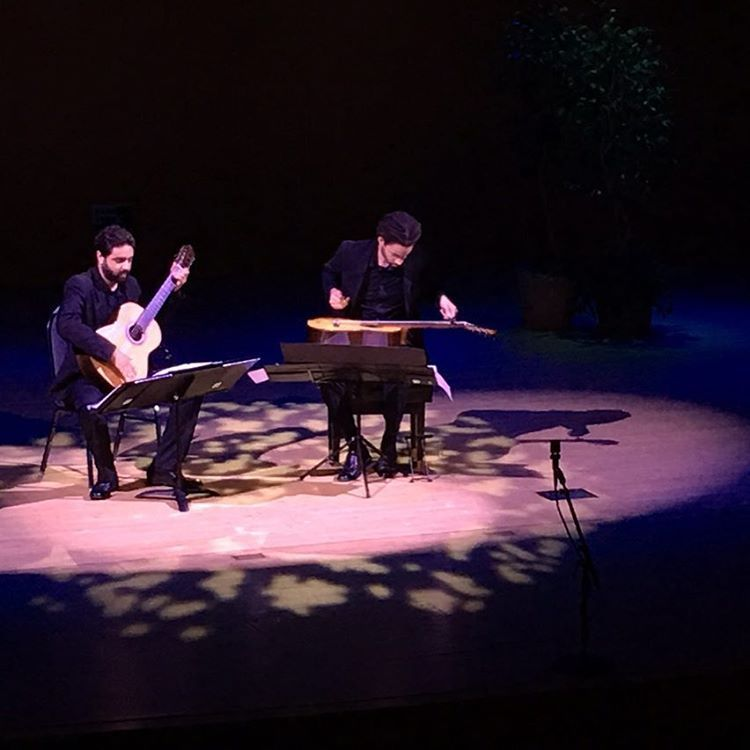 TOMORROW is the night! On 5/24 @ 7:30pm Duo Noire is playing a full program of commissioned works by brilliant women composers for the NYC Classical Guitar Society.  It's at the Diller Quaile School of Music. Be there!  (at The Diller-Quaile School of Music, Inc.)