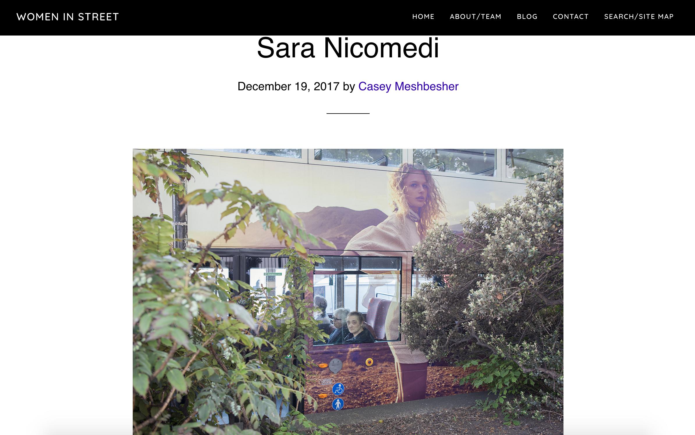http://womeninstreet.com/2017/12/19/sara-nicomedi/