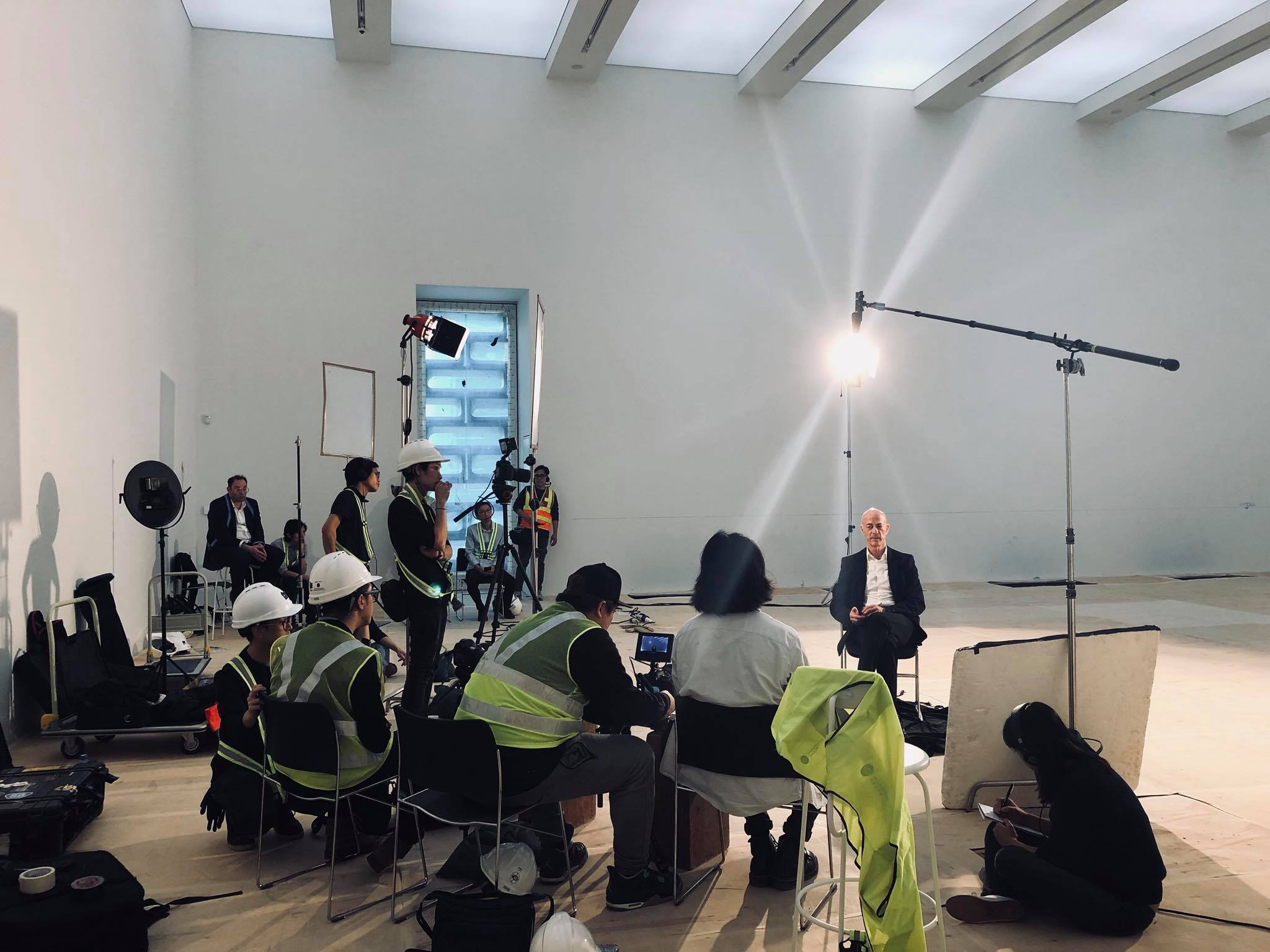 Interview #3 Jacques Herzog