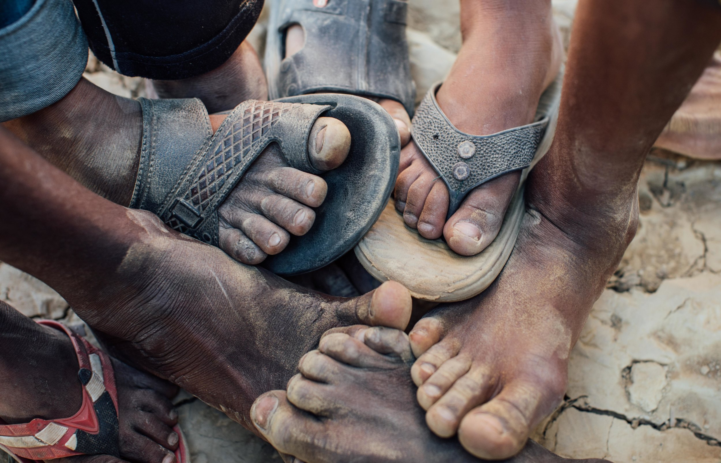 FEET OF THE ROHINGYA CHILDREN-1.JPG
