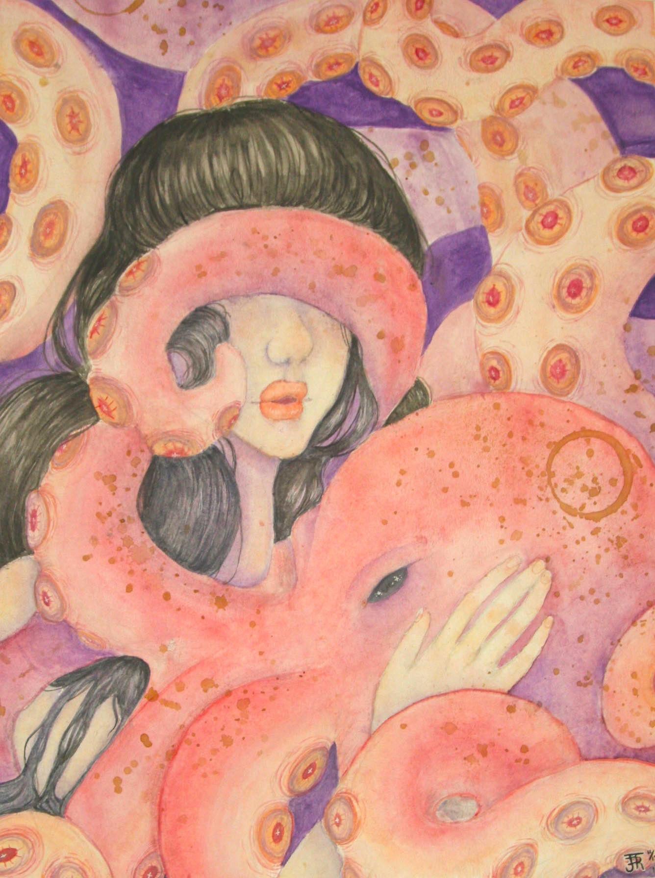 """""""Myopia"""" - Jasmine Romero"""