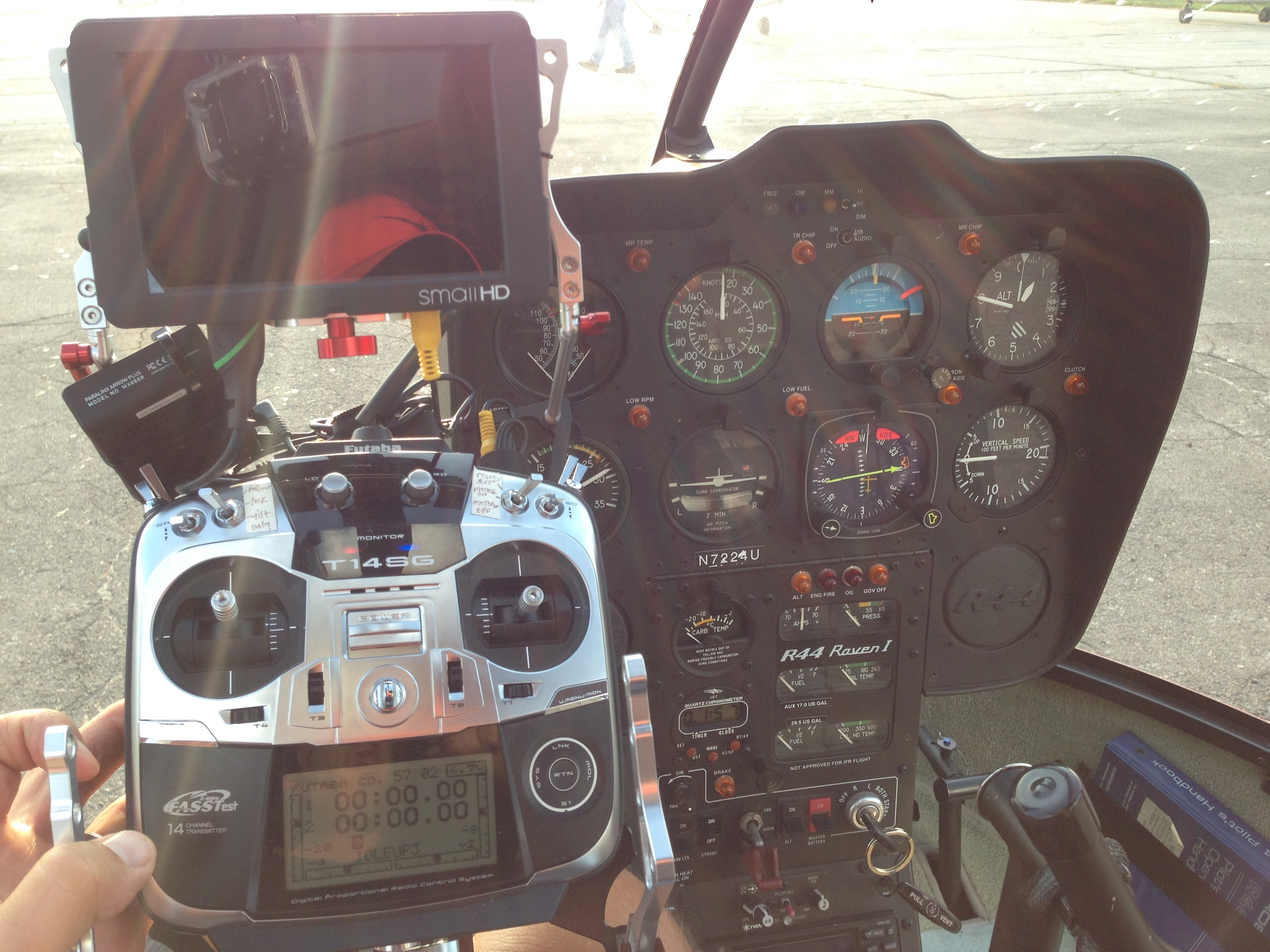 My Director Controls - Slightly Easier than the Helicopter Control
