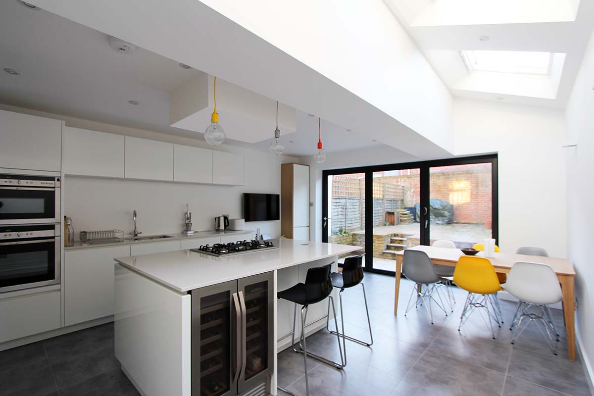 EAST DULWICH  SIDE EXTENSION