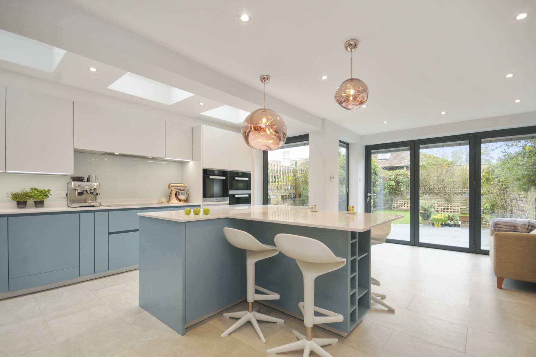 CHISWICK  REAR EXTENSION