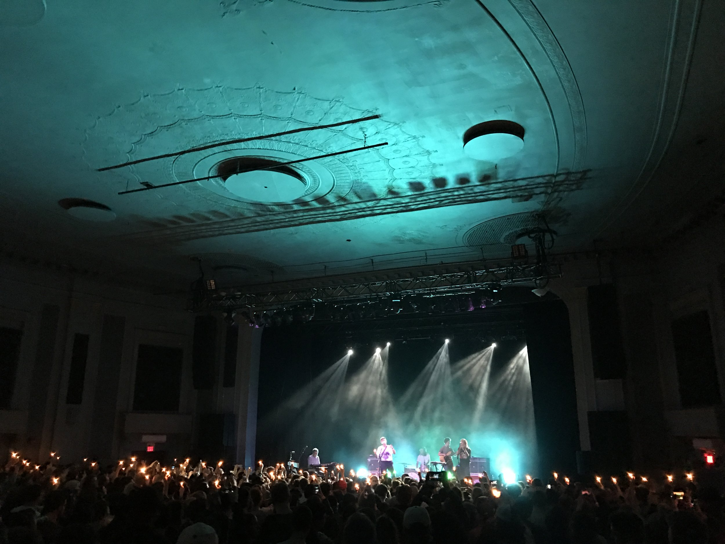 Mac Demarco at Danforth Music Hall (photo credit: Louise Gleeson)