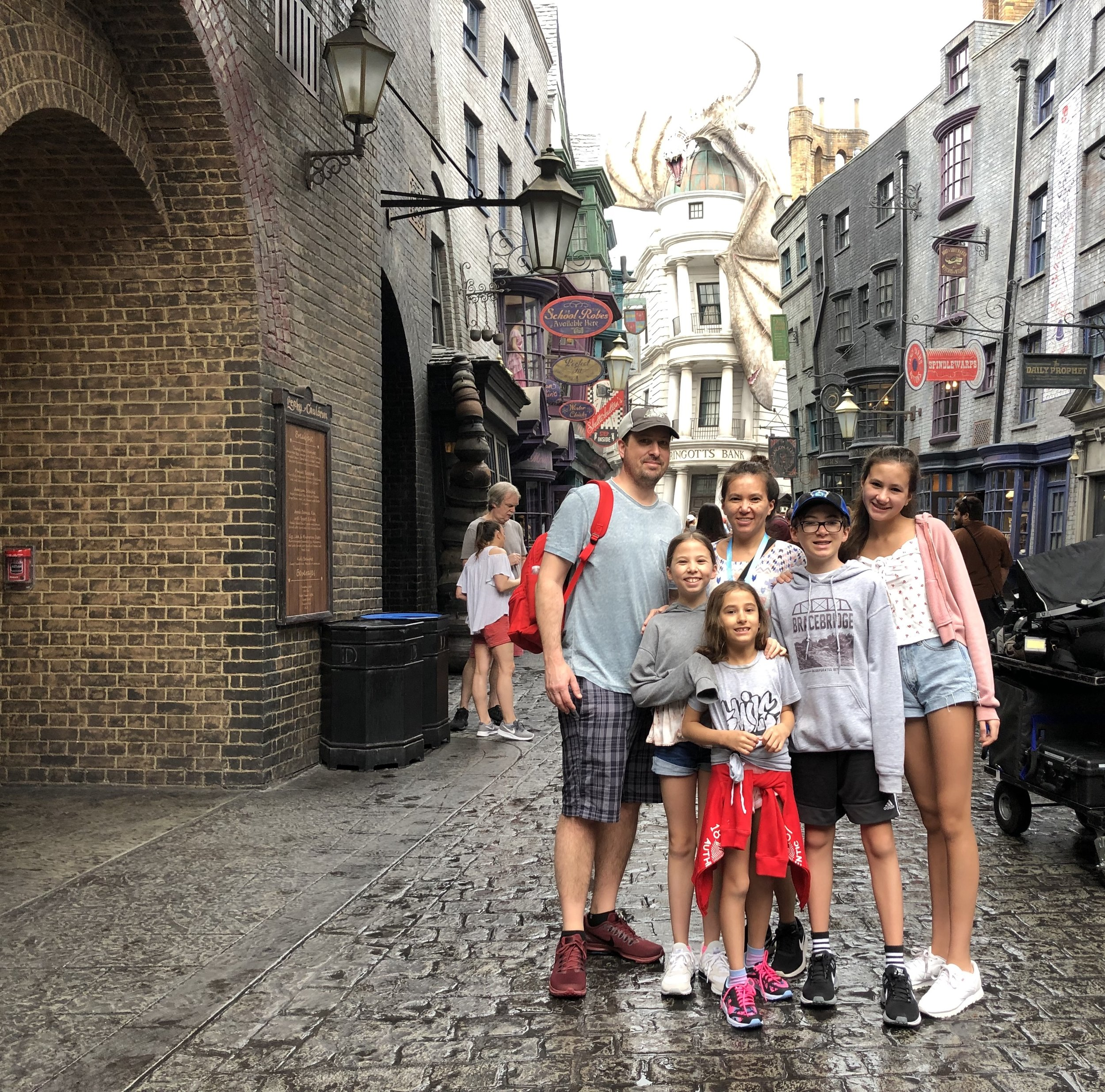Diagon Alley - Universal Studios