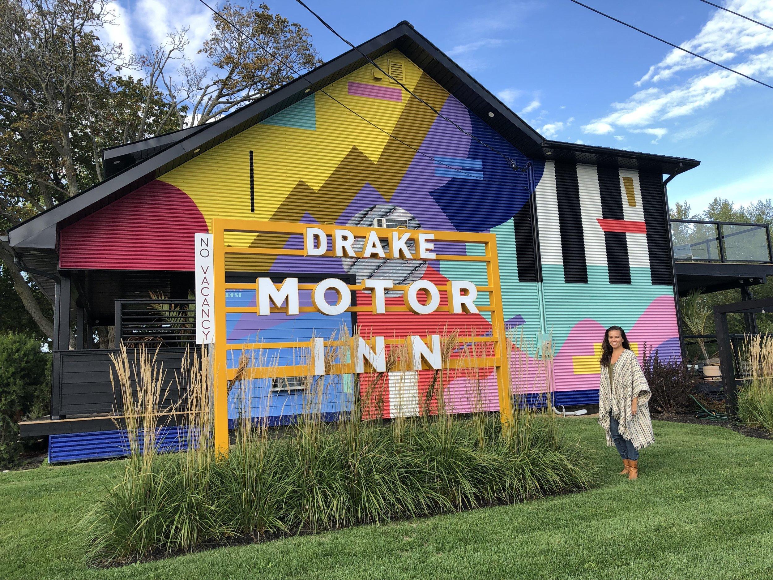 Drake Motor Inn, Wellington, Ontario
