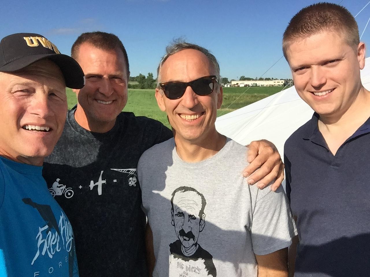 Doyle, Jim, Paul and Paul