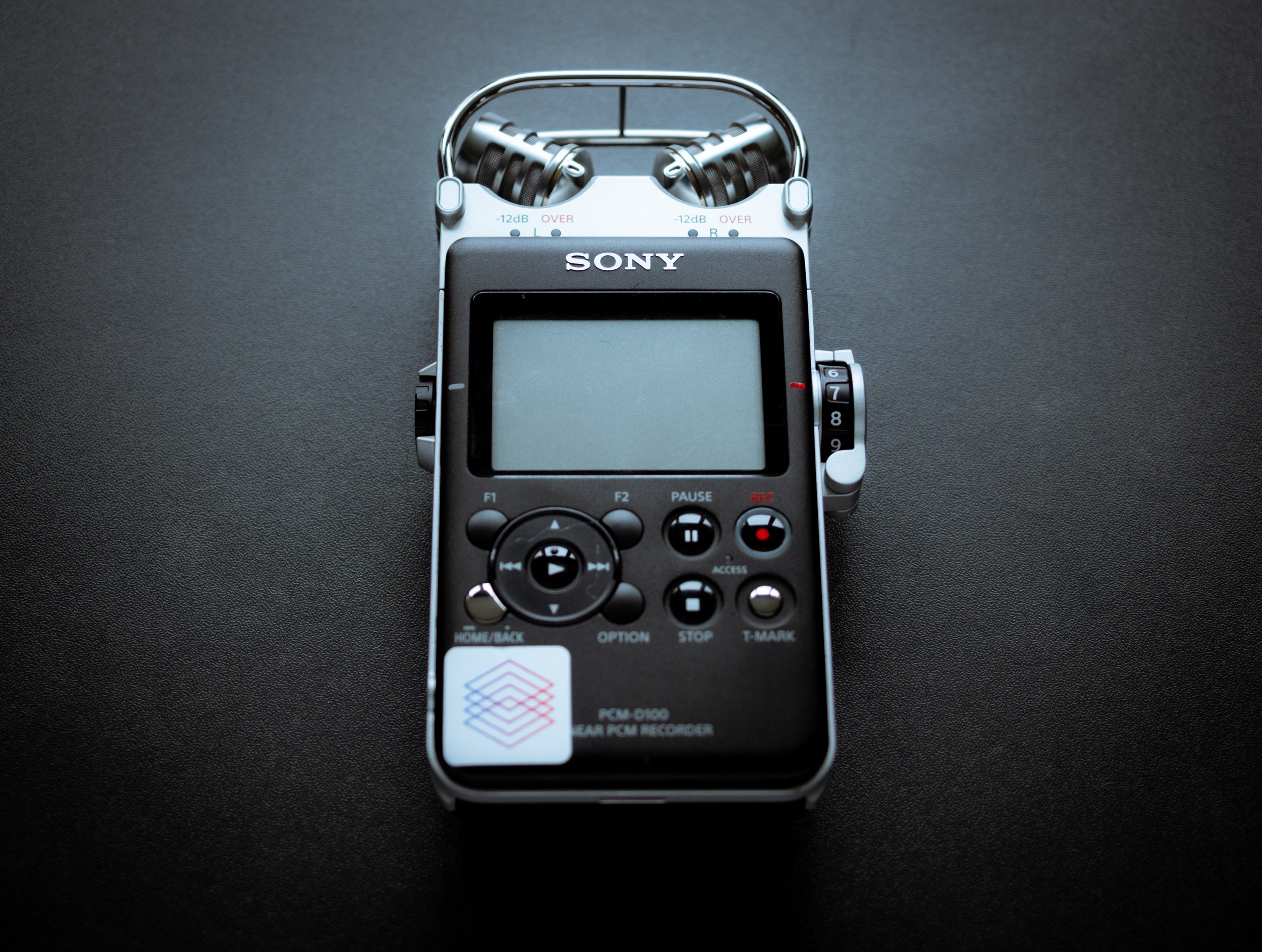 Sony PCM D100 eager to go out and do some recording already