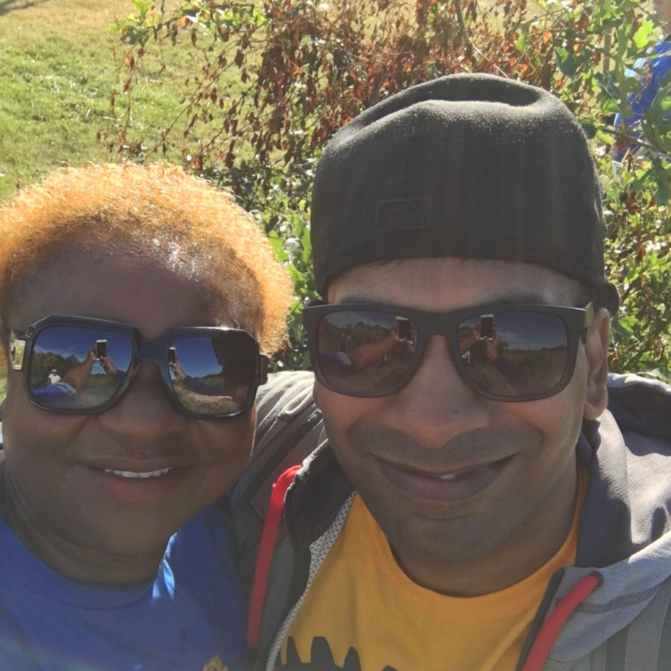 Olive, Prince George's County Rotary Club,and Navin