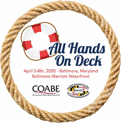 COABE 2020 - All Hands On Deck