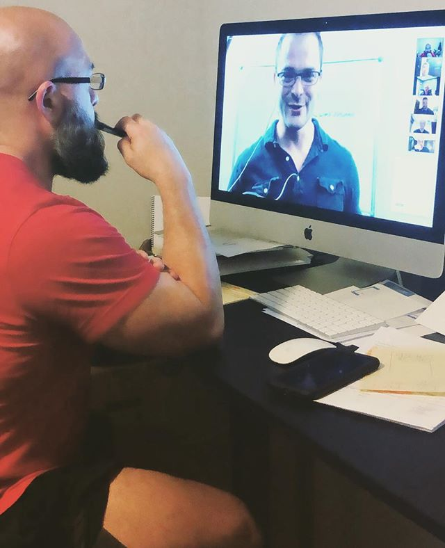 Coach Justin taking a course on metabolism and it's place in functional fitness training... do the Coaches at your gym invest in learning to better YOUR fitness??? Scientific based metabolic training is coming soon to CFA! #crossfitalpharetta #crossfit #metabolism #sciencebasedfitness #functionalfitness #sweatlocal #30005 #cfafitaf