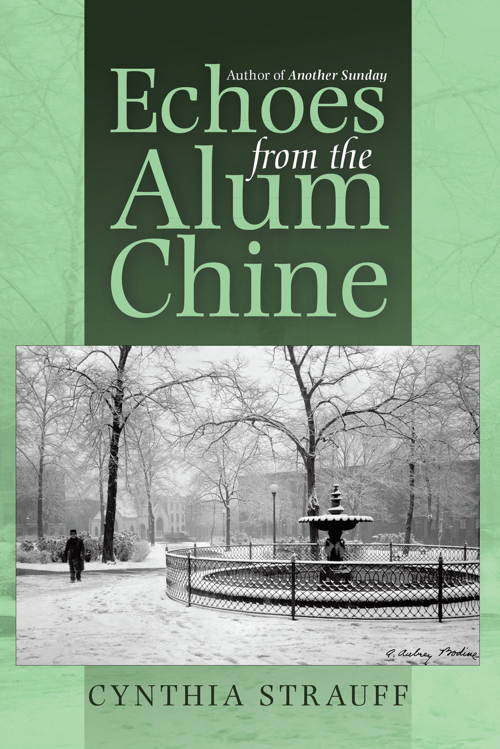 Echoes from the Alum Chine