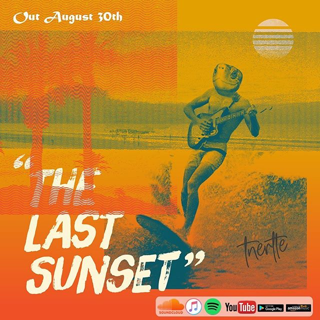 "New Tnertle single ""The Last Sunset"" comes out this Friday 8/30! 💥💥Presave link in bio!! . . . #tnertle #tnertlemusic #thelastsunset #denverelectronicmusic"