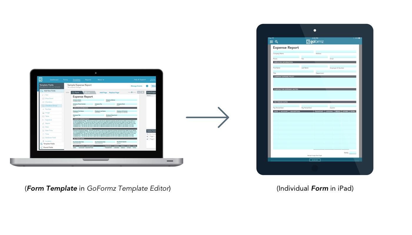 desktop-to-ipad-expense-report