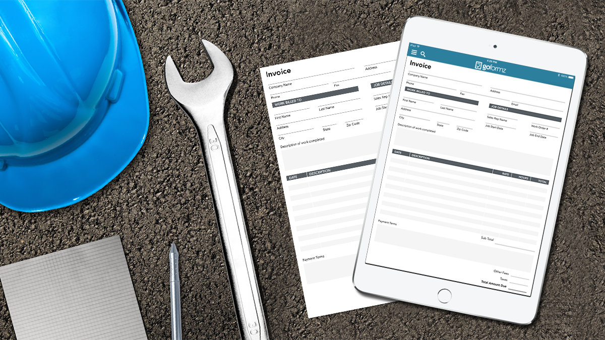 mobile forms for hvac can improve your field service workflow