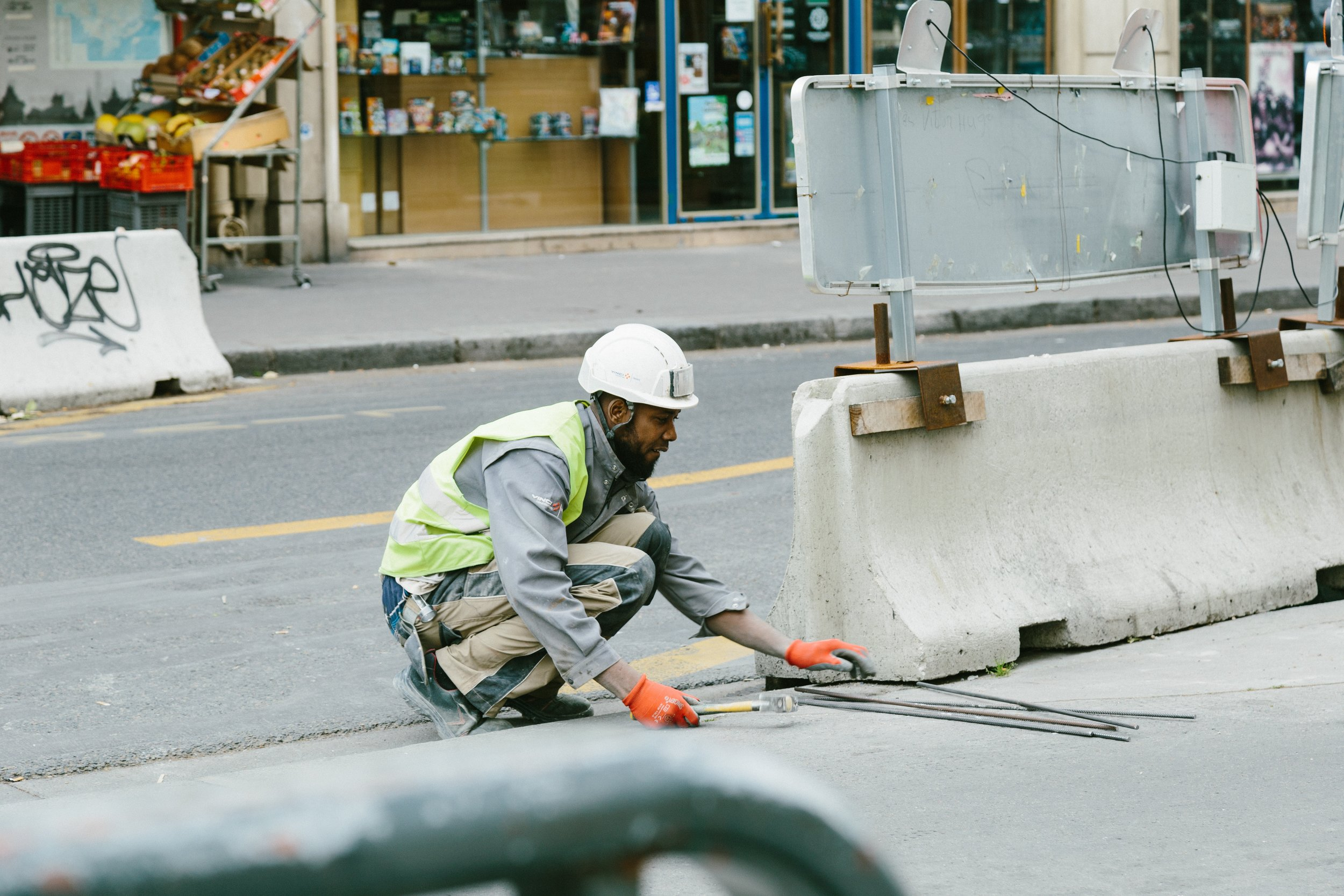 National Work Zone Awareness Week is the perfect time to revisit your safety procedures