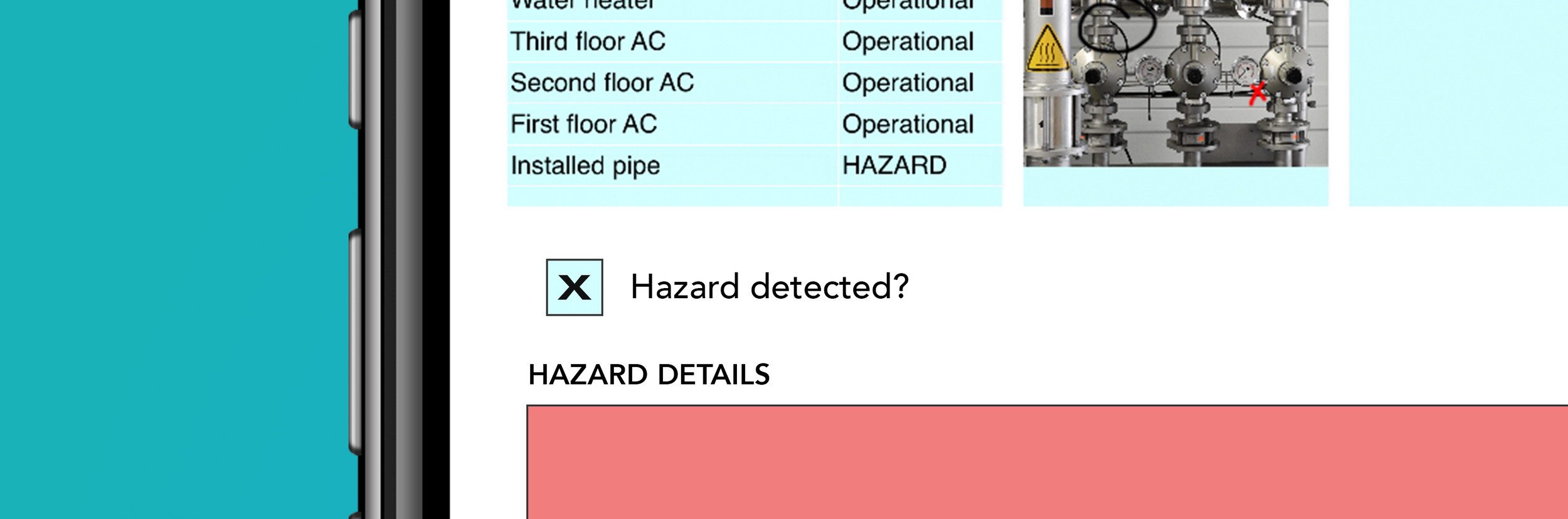 Mobile inspection form displays Dynamic Field Properties functionality