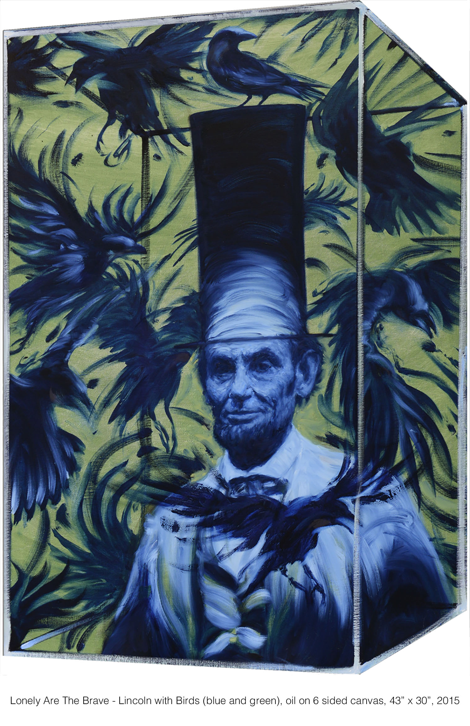 lonely_are_the_brave_lincoln_with_birds.jpg