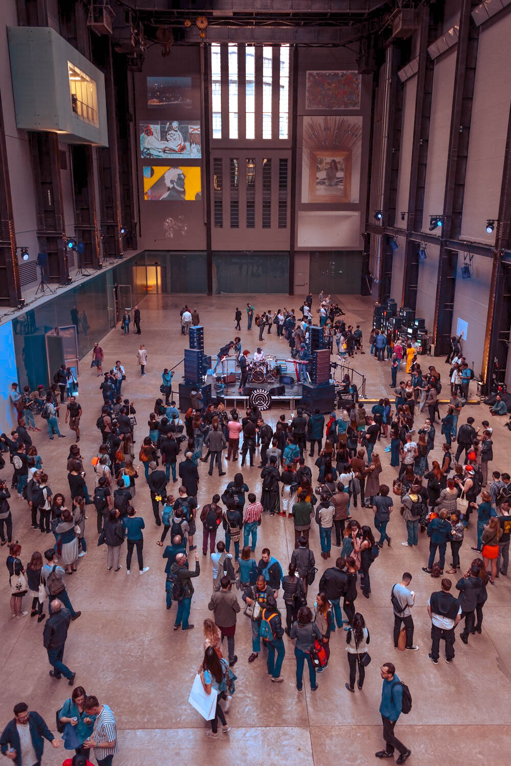 Lola  as part of Future Late at Tate Modern, 2016