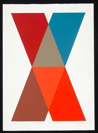 "Exposure , John Guthrie, acrylic on paper, 32"" x 24"" framed, $1,900"